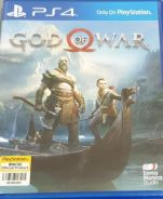 PS 4 Game - God Of War