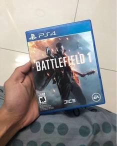 Battlefield 1(ps4)