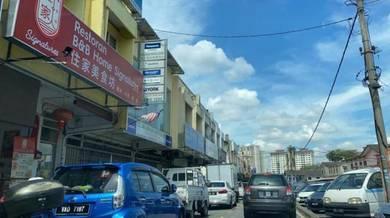 FREEHOLD 2-Storey Shop 22x70 [Below Market Value], Taman Midah, Cheras