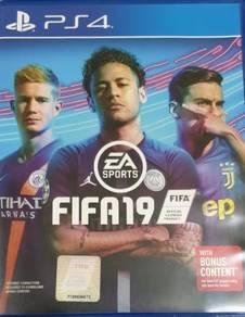 PS 4 Game - FIFA 2019 (Bonus Content Version)