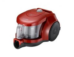 Samsung vacuum cleaner canister air track