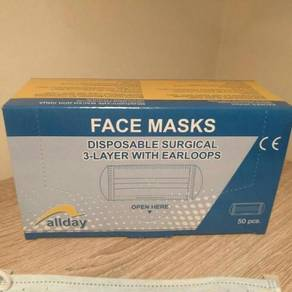 Medical Face Masks Available In Different Sizes