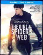 The Girl With The Spider's Web [ Blu-Ray ]