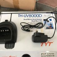 Charger walkie Talkie TYT