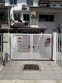 Pandan Indah Taman Lebah Maju Townhouse Ground Floor Unit Renovated