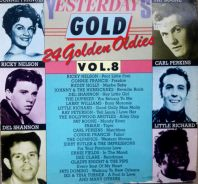 Yesterdays Gold - 24 Golden Oldies Vol.8