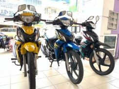 Modenas Kriss 110 Mr3 INTERCHANGE - WHATSAPP APPLY