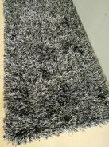 Rugs black white