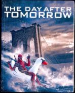 The Day After Tomorrow [ Blu-Ray ]