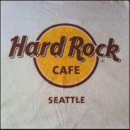 Hard Rock Cafe Seattle Size : X small