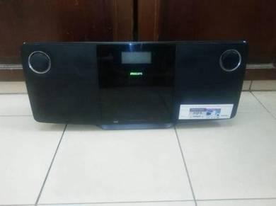 PHILIPS Sleek DVD Micro System