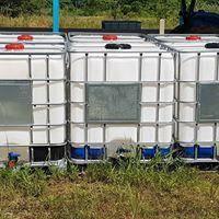 Recon IBC water tank