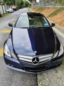 Recon Mercedes Benz E200 for sale