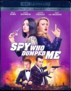 The Spy Who Dumped Me 4K [ Blu-Ray ]