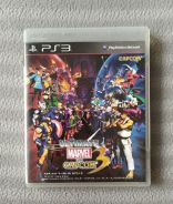 PS3 Ultimate Marvel VS Capcom 3