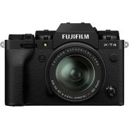 New fujifilm x-t4 with 18-55mm kit + 32gb uhs-ii
