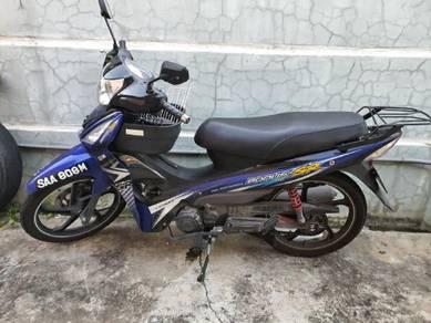 Sym 110cc