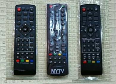Remote MYTV /DVB-T2