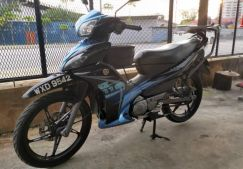 Yamaha Legenda 115