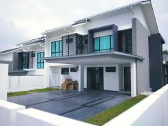 Biggest 2 Sty House Seremban | 24x85 4R4B | Gated Guraded Freehold
