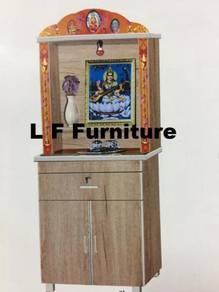 Almari Sembayang India,India Praying Altar Cabinet