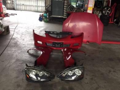 Honda dc5 type s face lift body part