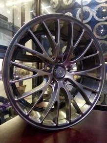 BREYTON 327 18inc RIM FOR MERCEDES W212 W201