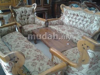 Set sofa jati queen 01