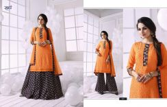 Rani ragini vol- 02 skirt type salwar suit