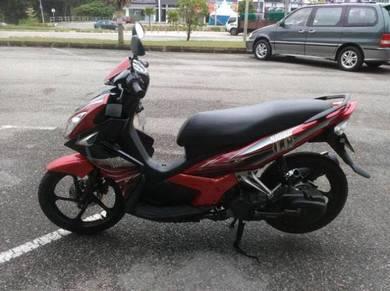 Yamaha nouvo lc terrrrr top