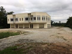 Two Units of 2 Storey Shoplot For Sale