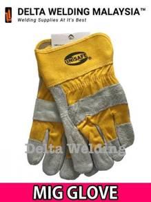 Working welding machine malaysia glove gmaw