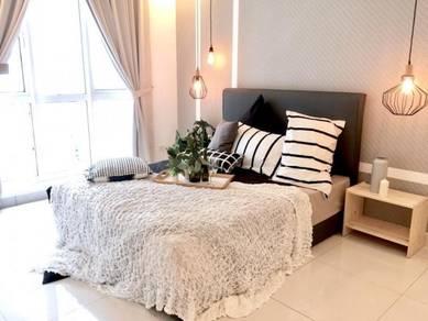 New condo sungai besi Central residence