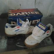 Dasher shoe