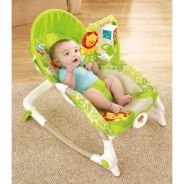 Fisher price rocker green 544