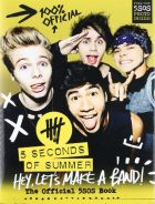 5 Seconds Of Summer - Hey Lets Make A Band Book