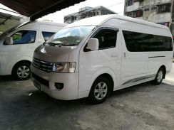 Foton View for rent