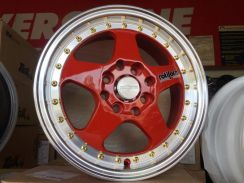 Sport Rim Rotiform Polish Lip Style 14 Inch NEW
