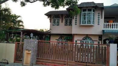 2Sty Corner Lot and Quiet Loc, Pasir Puteh, Ipoh