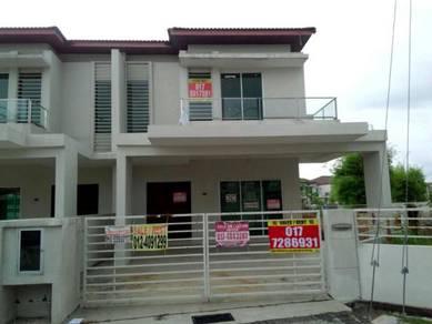 2sty Semi-d Gated Guarded In Pearl City Simpang Ampat Tasek