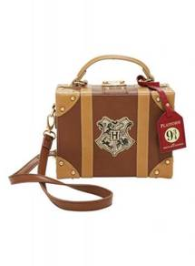Harry Potter Hogwarts Platform 9 3/4 handbag bag