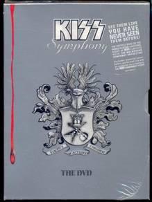Kiss - Symphony - New Live DVD Boxset