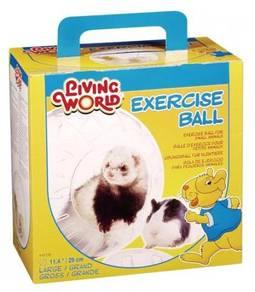 61730-Living World Exercise Ball - Large