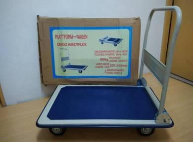 Foldable Steel Hand Truck Trolley Troli Lipat