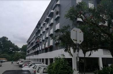 Gugusan Dedap , Kota Damansara, Level 2