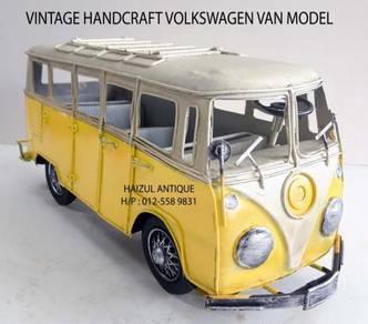 Vintage Volkswagen Van Model