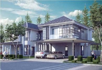[New Township] New F/H 2 Sty House Nearby Kajang Semenyih [0% D/P]