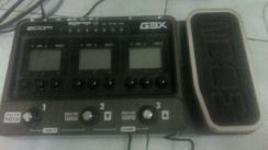 Zoom G3X pedal