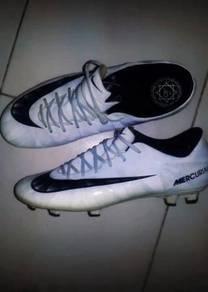 Nike CR7 Mercurial White Shoes