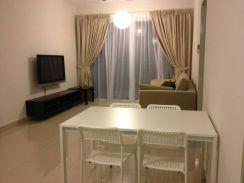 Pacific place fully furnished nice unit 2r2b
